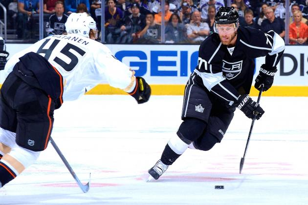 Anaheim Ducks vs. Los Angeles Kings Game 6: Live Score and Highlights