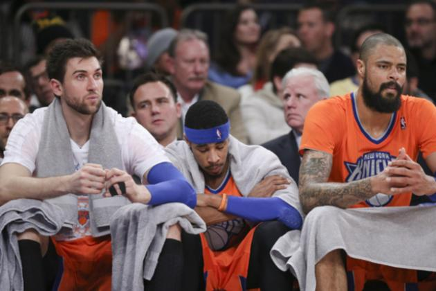 Playing Keep or Sell with New York Knicks' Key Upcoming Free Agents