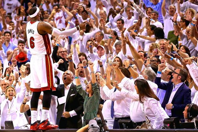 Miami Heat Win Yet Another Playoff Series with 4th Quarter 2-Way Execution