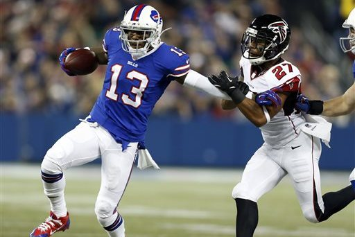 San Francisco 49ers: Analyzing Receiving Corps After Addition of Stevie Johnson