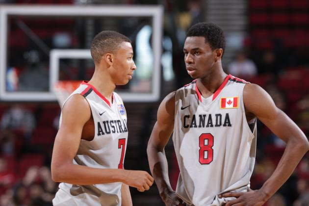 2014 NBA Draft Prospects Who Will Complement 76ers' Michael Carter-Williams