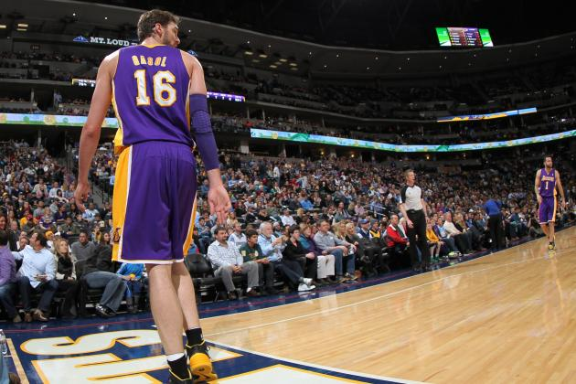 Is Pendulum Swinging Back in Lakers' Direction for Pau Gasol?