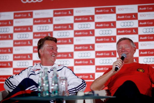 Louis van Gaal Will Make Manchester United Like Barcelona, Says Edgar Davids