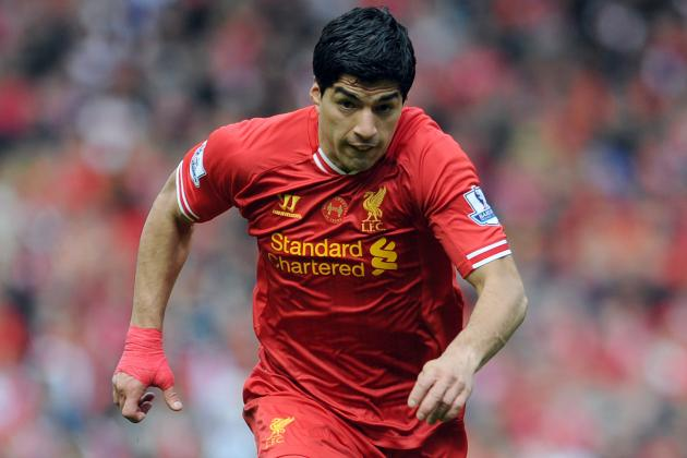 Liverpool Transfer News: Luis Suarez and Adam Lallana Fears Grow for Reds