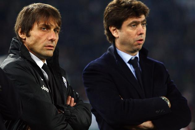 Juventus Need to Put an End to Antonio Conte's Uncertain Future