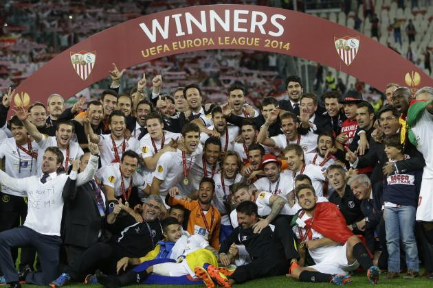 Film Focus: Defensive Work Rate Dominates Sevilla vs Benfica Europa League Final
