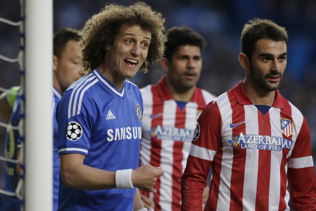 Chelsea Transfer News: Bayern Plan Major David Luiz Bid, Latest on Romelu Lukaku