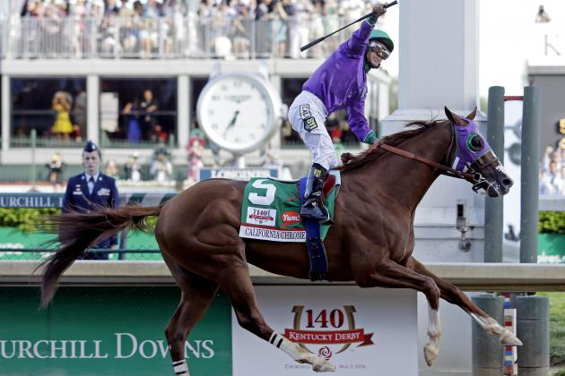 Preakness Start Time 2014: Post Info, TV Schedule and Live Stream Coverage Guide