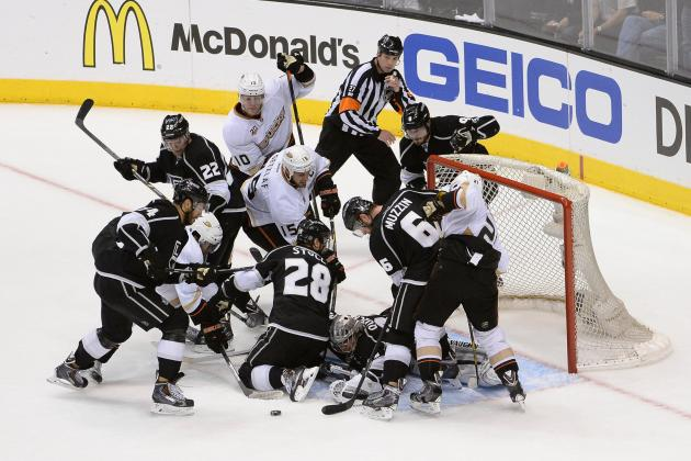 NHL Playoffs 2014: Latest TV Schedule and Updated Bracket Predictions