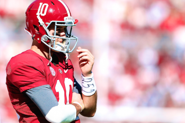 Dan Pompei's Read Option: What Does the Future Hold for AJ McCarron?