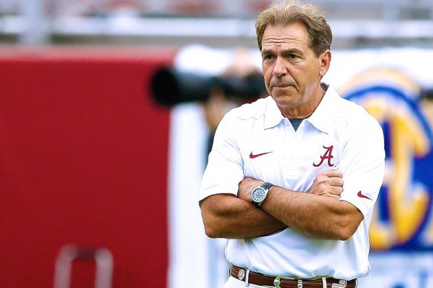 Nick Saban Calls for Changing Bowl Selection, Wants It Similar to Basketball