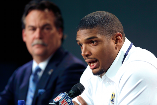 Michael Sam's Reality Show Should Not Be a Distraction for Him, Rams or the NFL