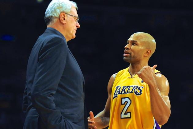 Report: Derek Fisher, Kurt Rambis to Be Considered for New York Knicks Coach