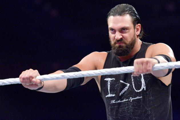 Damien Sandow Has Tough Road Ahead to WWE Relevancy