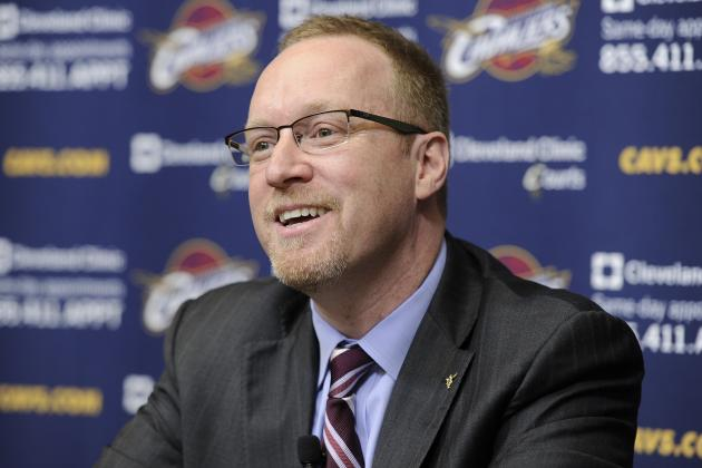 Ex-Suns Exec David Griffin Achieves His Dream of Running an NBA Team