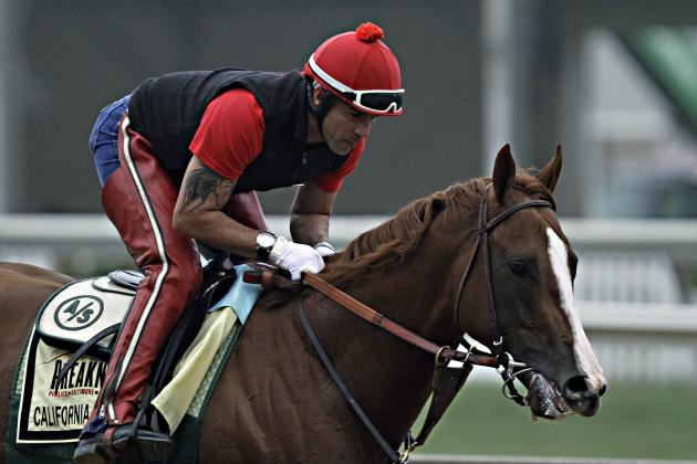 Preakness 2014 Post Time: Race Schedule, Live Stream and NBC TV Info