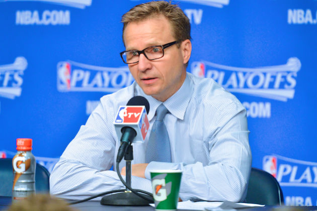 OKC Thunder Have Issues, and Their Biggest Might Be Scott Brooks