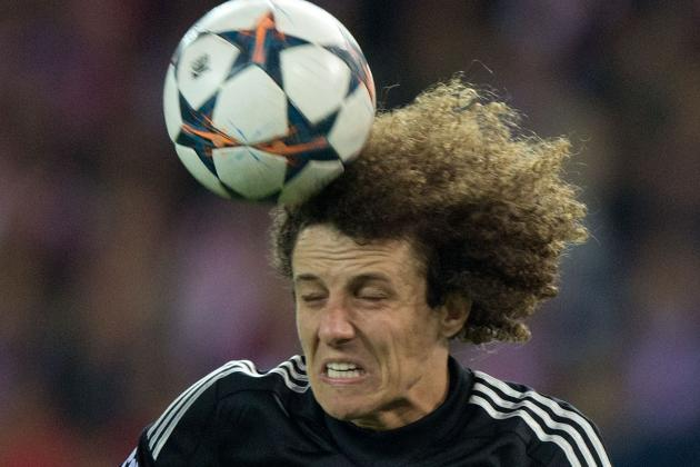 Bayern Bid €30M for Chelsea's David Luiz