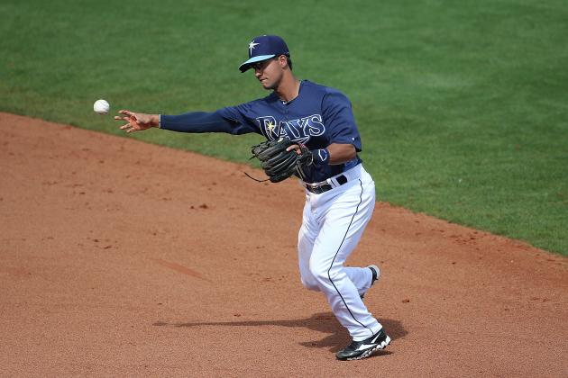 Former Gator Shortstop Figueroa Called Up to Tampa Bay