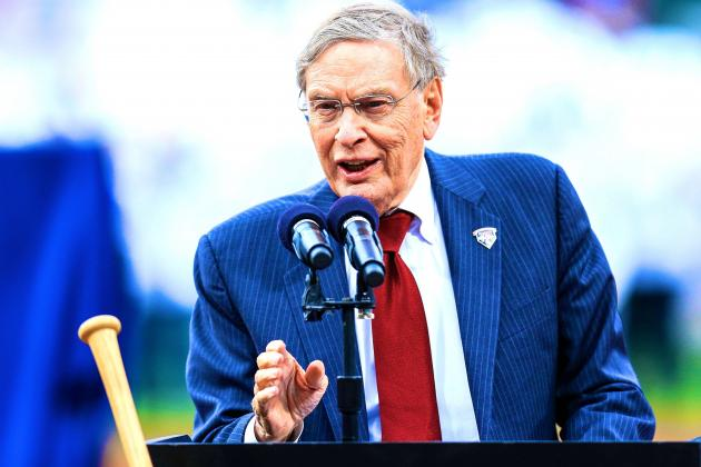 Bud Selig Confirms Formation of Commissioner's Succession Committee