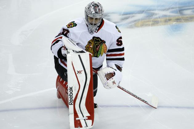 2014 Stanley Cup Playoffs: Keep the Lack of Respect Coming for Corey Crawford