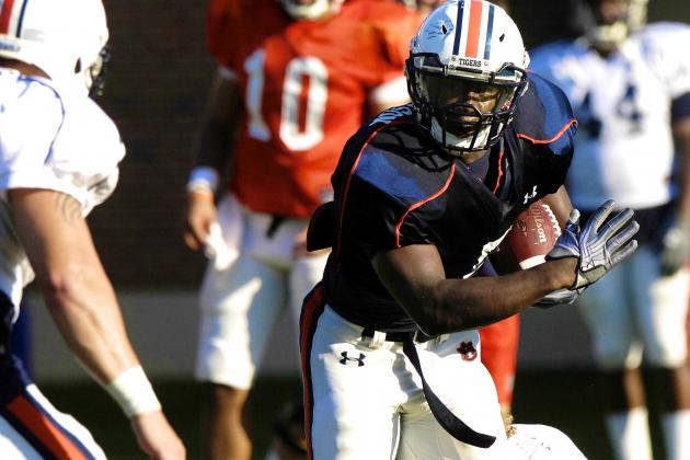 Jovon Robinson Commits to Auburn: Spotlight Will Shine Bright on No. 1 JUCO RB