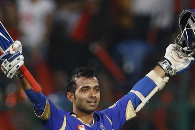 Rajasthan Royals vs. Delhi Daredevils, IPL 2014, Highlights, Scorecard, Report