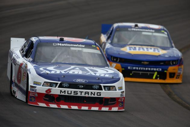 NASCAR Nationwide Series at Iowa 2014: Full Schedule, Standings and Preview