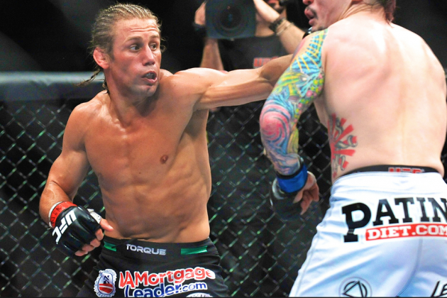 Urijah Faber vs. Alex Caceres Announcement Leaves Fans Scratching Their Heads