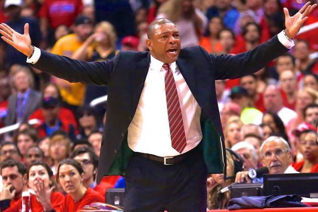 Doc Rivers Fined $25,000 for Comments Following Game 5 Loss to Thunder