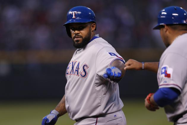 Analyzing What Has Changed During Prince Fielder's Sudden May Hot Streak