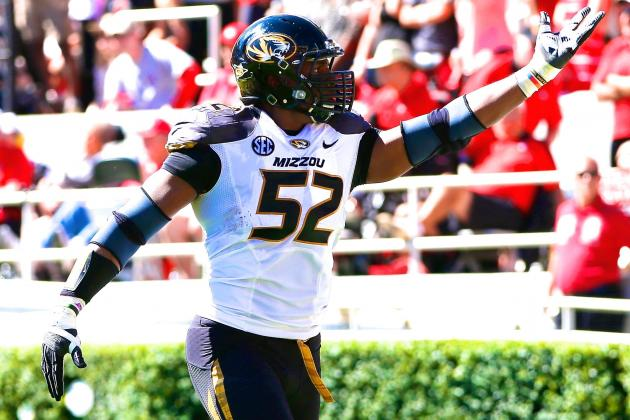 What Michael Sam Could Bring to the St. Louis Rams Pass Rush
