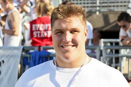 4-Star Sam Madden Opens Up on College Choices, Studying NFL Draft Trends for OL