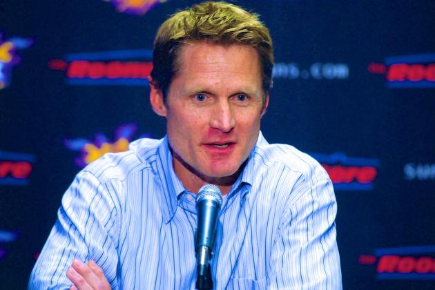 Steve Kerr Says Golden State Warriors 'Seems Like the Perfect Situation'