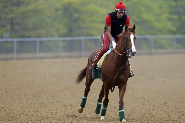 Preakness 2014 Post Positions: Slots for Horses in Top Undercard Race and Stakes