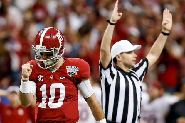Alabama Football: Fall Down 2014 NFL Draft Boards Helps Many Tiders