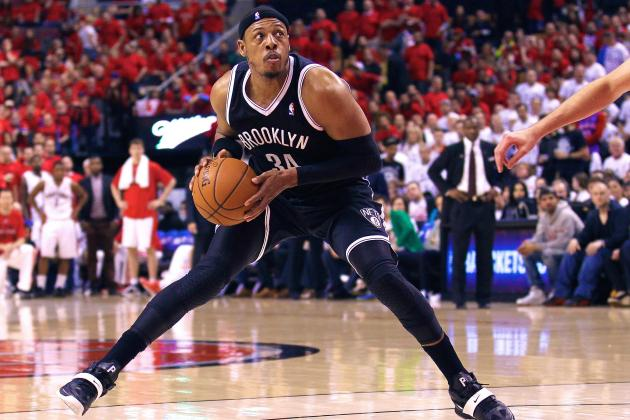 Report: Paul Pierce Interested in Joining Doc Rivers and Los Angeles Clippers