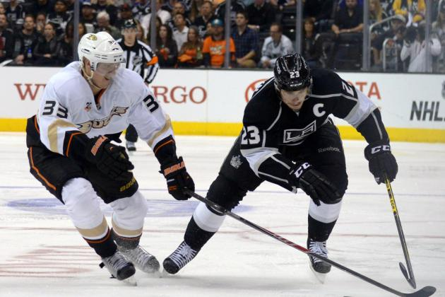 NHL Playoff Schedule 2014: TV Info and Predictions for Kings vs. Ducks