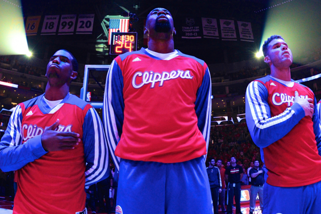 How DeAndre Jordan Became the Heart and Soul of the Los Angeles Clippers