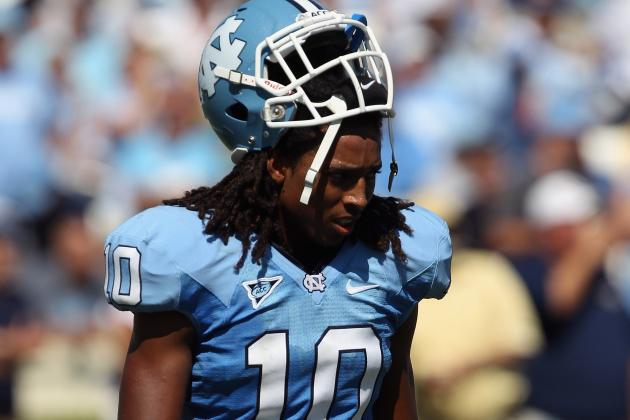 BOSTON: 'UNC PREPARES YOU to BE in the NFL'
