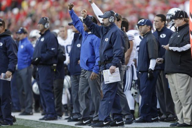 A BYU Essay: SEC, ACC Put Cougars in Their Own Silo in Playoff Era