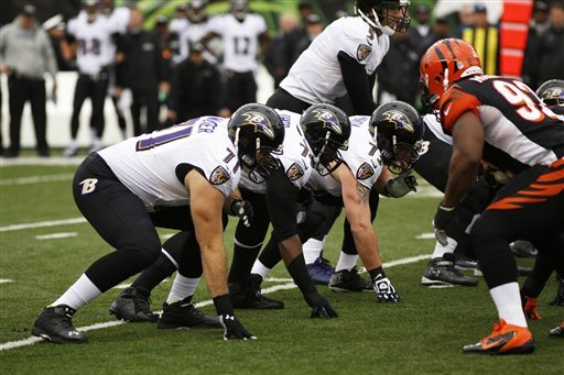 Have the Ravens Done Enough to Improve the Offensive Line?
