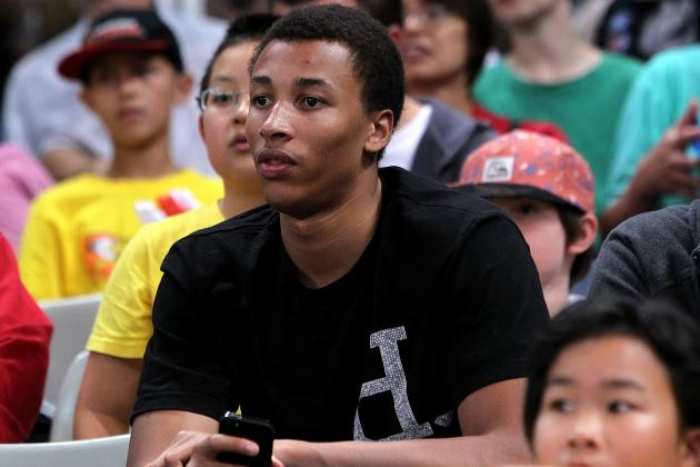 Exum Sheds Light on Relationship with Kobe