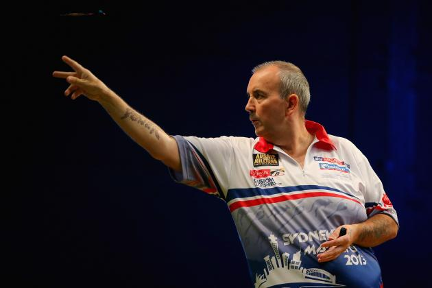 Premier League Darts 2014 Results: Scores, Standings and Analysis from Brighton