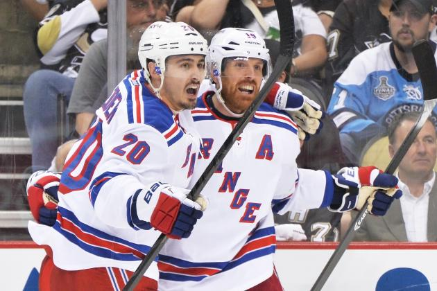NHL Playoff Schedule 2014: Viewing Information for Game 1 of Rangers-Canadiens