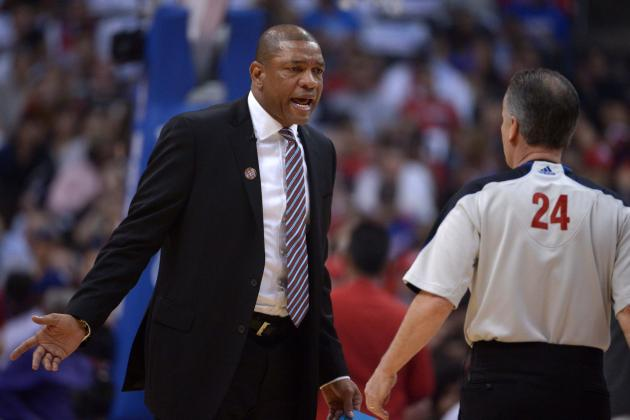 Clippers Rally Behind Coach Doc Rivers After His $25,000 NBA Fine