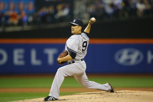 Masahiro Tanaka Becomes 1st Yankees Rookie Since 1950 to Win 1st 6 Decisions
