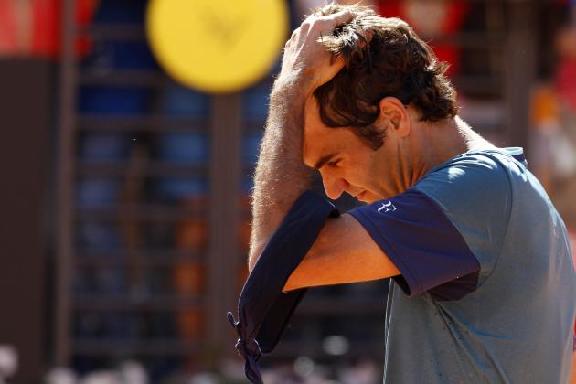 What Roger Federer's Loss to Ernests Gulbis Means for Wimbledon