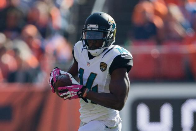 Jaguars Give Blackmon a Hint, Clear out Locker