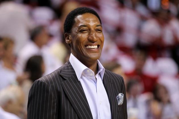 Report: New York Knicks Gauging Scottie Pippen's Interest in Joining Franchise